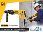 Rotary Hammer - DeWalt D25011K 20mm 2 mode Rotary Hammer Online