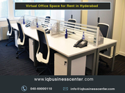 Virtual Office space for rent in Hyderabad