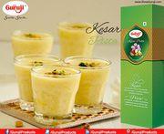 Healthy Thandai with Natural Ingredients: Shree Guruji