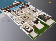 3D Floor Plan Design,  Interactive 3D isometric Studio.