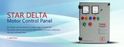 Star Delta Motor Control Panel