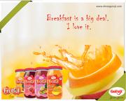 Shree Guruji - Refreshing Kesar Pista and Mango Crush
