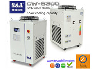 S&A water chiller for led lighting machine 220V/380V 60Hz/50Hz
