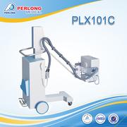 mobile digital X-ray machine PLX101C