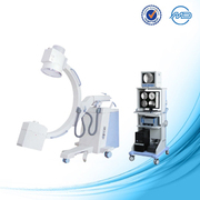 Mobile fluoroscopy c-arm x ray PLX112