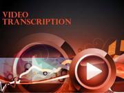 Professional Translation Services,  Multilingual Subtitling