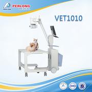 portable mobile veterinary digital x-ray equipment VET 1010