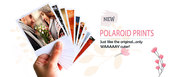 Customize your pictures to  Polaroid prints at 599   at Recapture