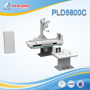 x ray system with ce/fda PLD5800C