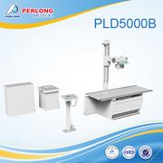 working of x ray machine PLD5000B