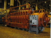 There is a chance to get Gen set on sell,  rent & service 180 kva