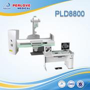 price list of digital x ray machine PLD8800