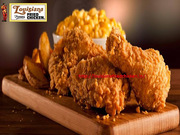 Fast Food Franchise for Sale in India | Louisiana Famous Fried Chicken