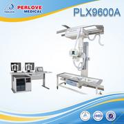 Medical digital x ray machine cost PLX9600A