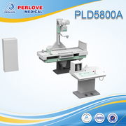 CE Approved Medical Stationary X Ray Machine PLD5800A