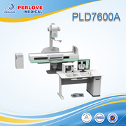 x ray machine for radiography CE PLD7600A