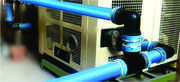 Aluminium Piping for Compressed Air System