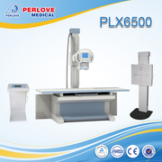 radiographic x ray unit with ce PLX6500