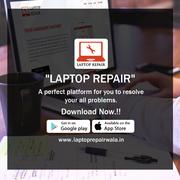 Laptop Repair App | Asus Laptop Repair in Indore