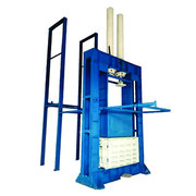 Cotton Baling Press | Fabtex Engineering Coimbatore