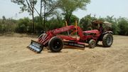Tractor Fitted Grader - Construction equipment,  building supplies