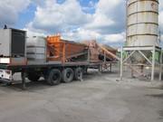Used mobile plant Hartmann HA MP 1500/1250