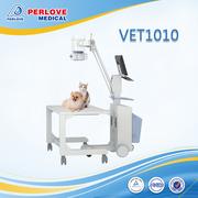 digital x-ray used in vet clinic VET 1010