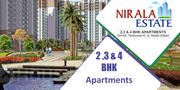 Cheap Budget Flats In Noida Extension By Nirala Estate,  8447146146