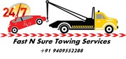 Towing Service 24*7 from FastnSure