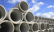 Equipment for the production of concrete pipes,  rings. new,  Used
