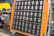 Molds for block machines Hess,  Poyatos,  Masa,  Zenith.
