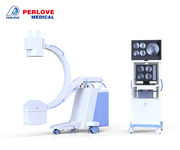 Mobile Chinese c-arm x ray equipment PLX112B