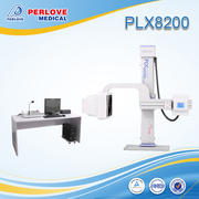 digital radiography system for patient PLX8200