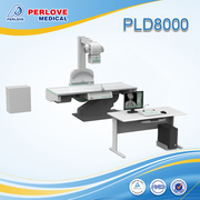 Digital Radiography System With flat panel PLD8000