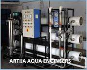 Artija Aqua Engineers Industrial and commercial water treatment Co.