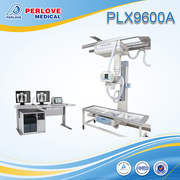 X Ray Machine with Ceiling Suspended PLX9600A