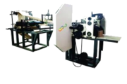 Paper bag making machine - Bharath Paper bag machine