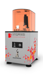 DLP LED Technology Based 3d Printer in India – Sculptoris Innovation