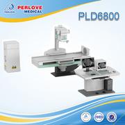 Digital gastrointestinal fluorosocpe x ray machine PLD6800