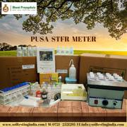 Revolution in Agriculture services with soil testing