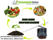 Compost Machine for Commercial and Home Kitchens