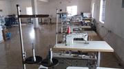 Garment unit machinery for sale