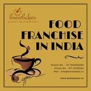 Food Franchise in India by Brewbakes