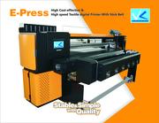 Digital Textile Printing Machine @ reasonable price