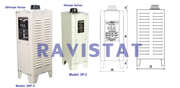 Variable Transformer Three Phase   Close,  Project,  Enclosed Type