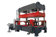 Benefits of Hydraulic Hot Press Machine