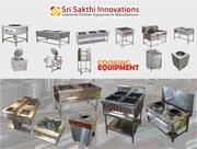 Kitchen Equipment Manufacturers in Bangalore | Srisakthi Innovations