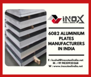 6082 Aluminium Plates Manufacturers in India