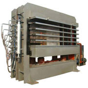 Information about Hot Press Machine for Plywood