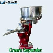 High-Class Cream Separator Manufacturers in India